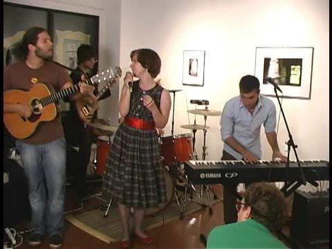 Perkasie performs at the Eckhaus