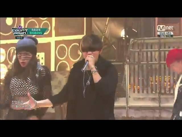 BIGBANG   뱅뱅뱅 BANG BANG BANG 0604 M COUNTDOWN #1