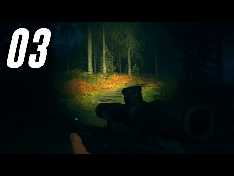 Call Of The Wild - Part 3 - NIGHT HUNTING!