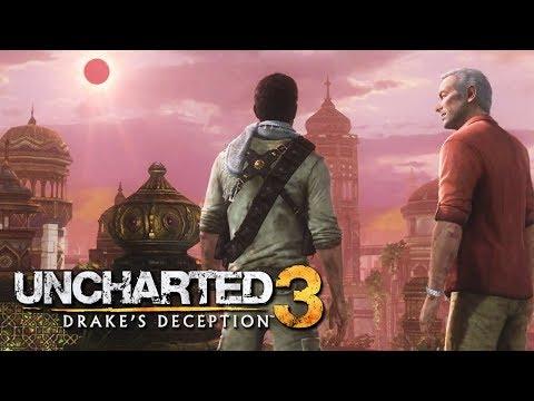UNCHARTED 3: DRAKE'S DECEPTION • #19 - Das Atlantis der Wüste | Let's Play • Deutsch
