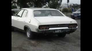 FORD falcon XA GT RPO 83 SEDAN cruisin