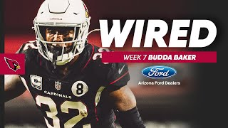 Budda Baker Mic'd up in OT Thriller Win vs. Seattle | Arizona Cardinals