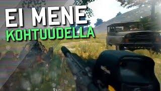 EI MENE KOHTUUDELLA! - Pelataan Playerunknown's Battlegrounds Suomi (PUBG)