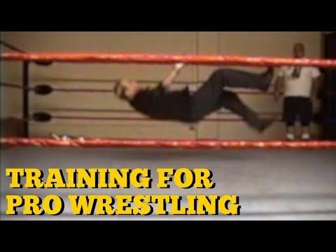 Backyard Wrestler Training For Pro Wrestling | XPW 2000