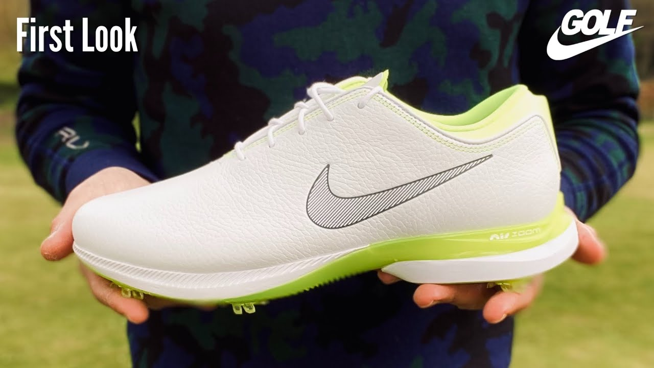 Nike AIR Zoom Victory Tour 2 Golf Shoes   FINALLY a GOLF SHOE!