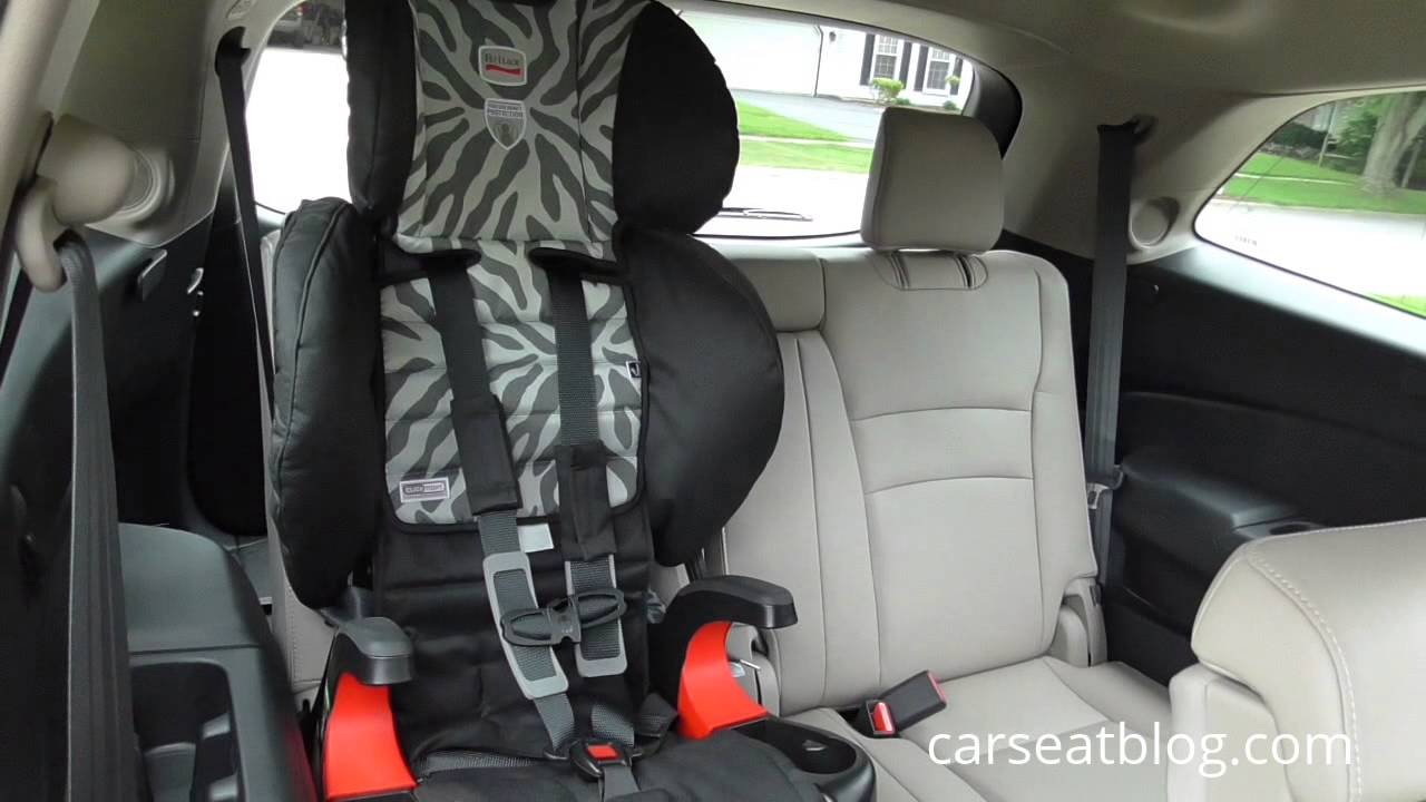 3rd row seats in the honda odyssey youtube autos post. Black Bedroom Furniture Sets. Home Design Ideas