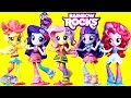 My Little Pony Equestria Girls Minis Rainbow Rocks NEW Dolls Surprise Egg and Toy Collector SETC