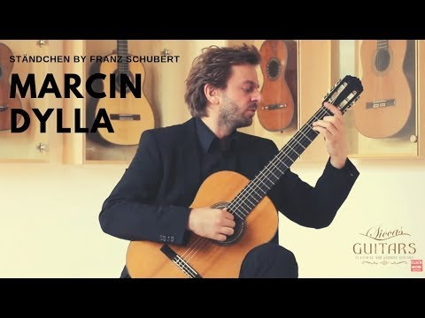 Marcin Dylla plays Ständchen by Franz Schubert on a 1924 Hermann Hauser I