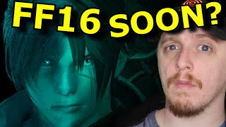 My Thoughts on Final Fantasy 16!
