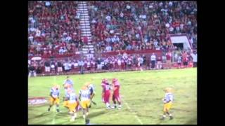 Gambar cover LB Stacy Noble Jr Fort Pierce Central Junior Highlights c/o 2013