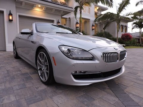 2012 bmw 650i cabriolet for sale by auto europa naples youtube. Black Bedroom Furniture Sets. Home Design Ideas