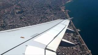 Thessaloniki to Mytilini with Aegean Airlines