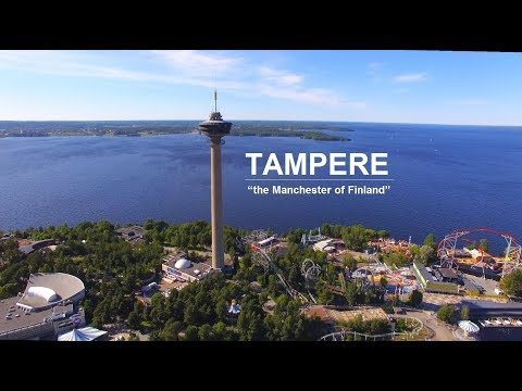 "Tampere ""the Manchester of Finland"". Suomi, Finland."