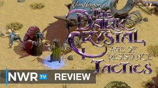 The Dark Crystal Age of Resistance Tactics (Switch) Review - Netflix Meets Final Fantasy Tactics! (Video Game Video Review)
