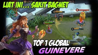 Top 1 Global Guinevere Item Build Paling Sakit