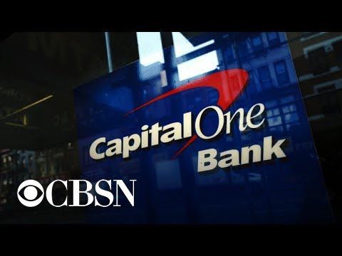 Capital One data breach impacts more than 100 million customers