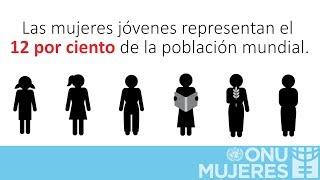 Apoyemos la prevención del VIH entre las mujeres jóvenes