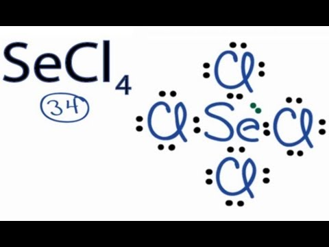 Secl4 lewis structure how to draw the lewis structure for secl4 secl4 lewis structure how to draw the lewis structure for secl4 youtube ccuart Choice Image