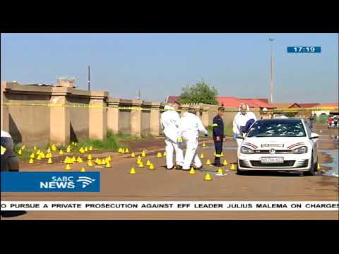 Police investigate taxi-related shooting in Tsakane