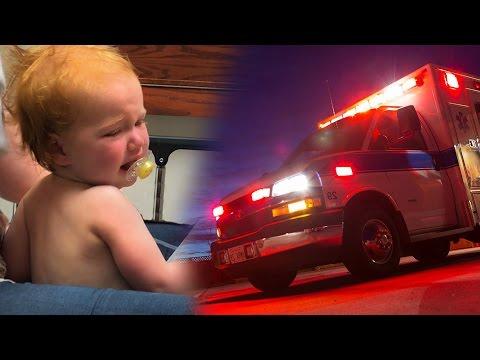 scary ambulance ride