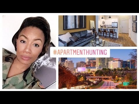 Raleigh, NC Downtown Apartment Hunting