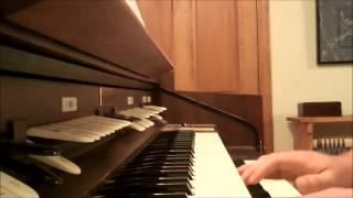 Herr Gott Nun Sei Gepreiset - Bach (BWV 601)