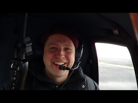7th March 2015 - Quebec City Helicopter Flight