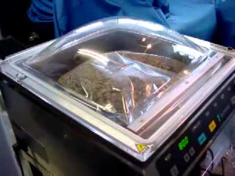 tecnovac vacuum packaging machine