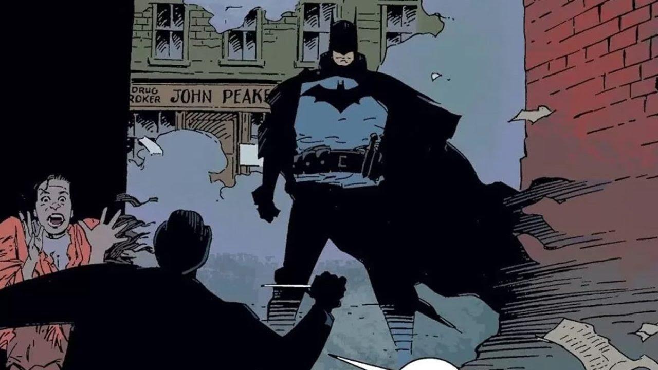 Batman Gotham By Gaslight Deutsch