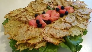 Чипсы в духовке Рецепт с картошкой и сыром как приготовить блюдо вкусно ужин дома быстро видео