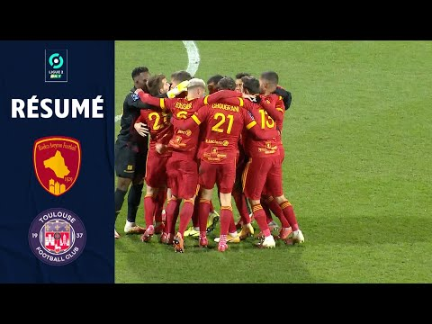 Rodez Toulouse Goals And Highlights