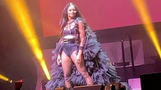 "Ciara performs ""Work"" x ""Goodies"" World Pride 2019"