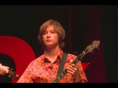 An Innovative Twist On Appalachian Old Time Music | Victor Furtado & Andrew Vogts | TEDxWilmington