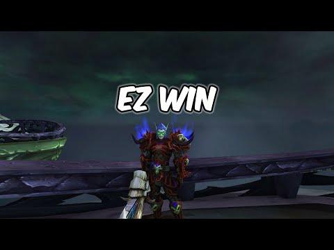 EZ Win - Blood Death Knight PvP - WoW BFA 8.1.5