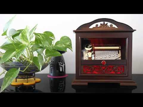 Canon - Music Box from Otaru Orgel Doh, Hokkaido.