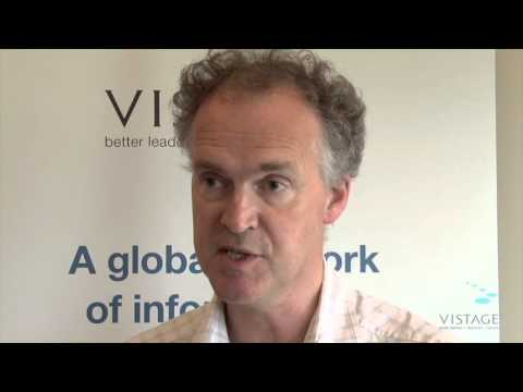 Mark McCormack discusses his Vistage Membership