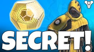 Destiny 2 - io dlc secret osiris exotic weapon quest or cut content?? new secret hidden tomb room !