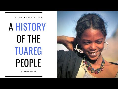 History Of The Tuareg People