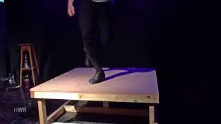 Tomás Ó Sé: Irish Dance Performance - Reel, Craiceann Bodhrán Festival 2018