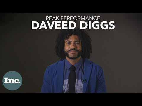 Daveed Diggs: From Substitute Teacher To