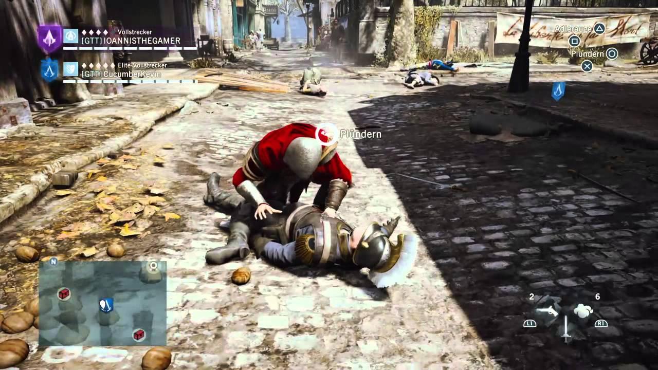 assassins creed online spielen