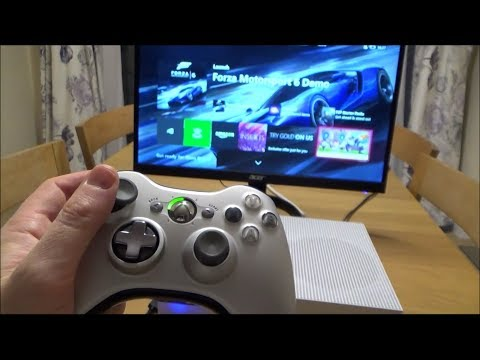 How To Use A Xbox 360 Controller On The Xbox One (5)