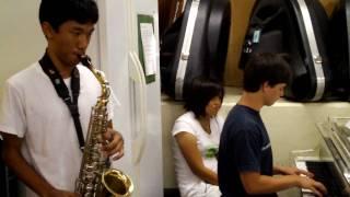 Bogoshipda - Kim Bum Soo (Alto Saxophone & Piano)