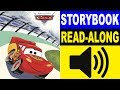 Cars Read Along Story Book | Cars Storybook | Read Aloud Story Books For Kids