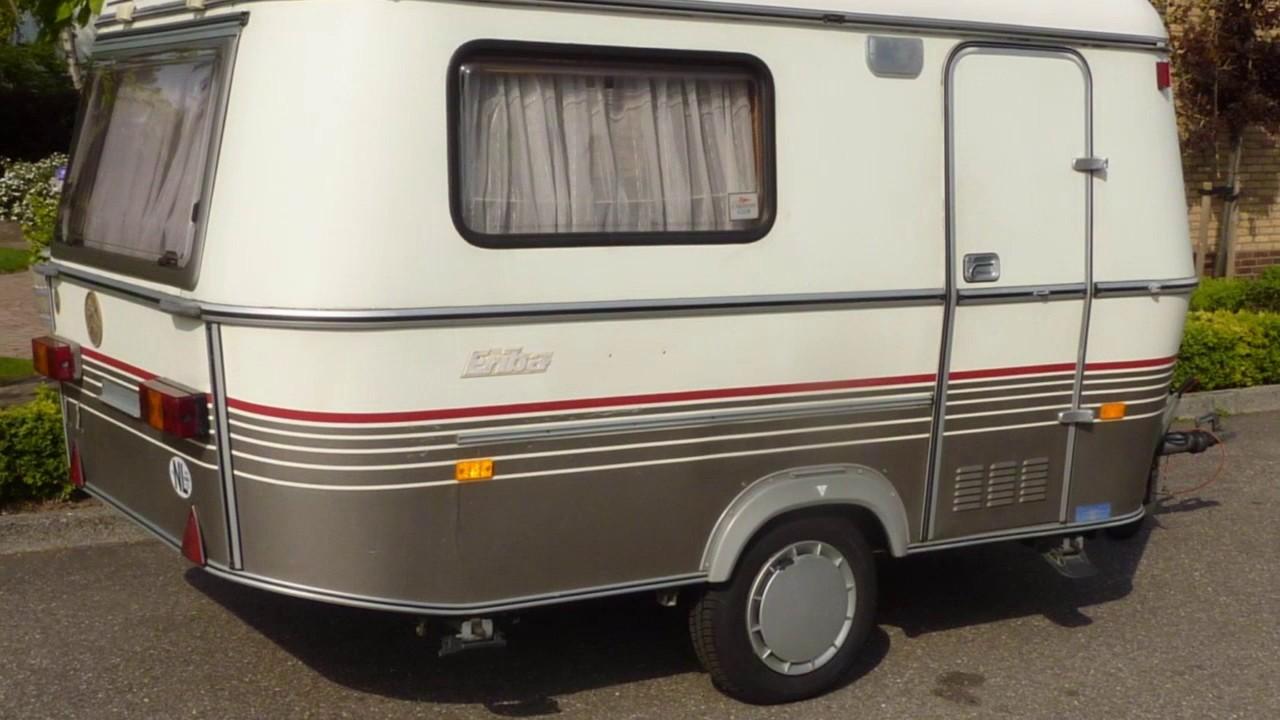 Eriba touring troll 542 review eriba caravans practical caravan - Eriba Touring Familia Pan
