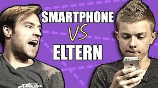 Smartphone VS Eltern | #JonasDiary