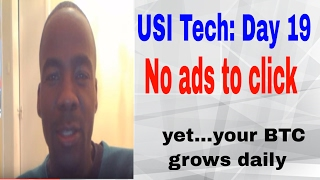 USI Tech: 40 packs in BTC in 19 days