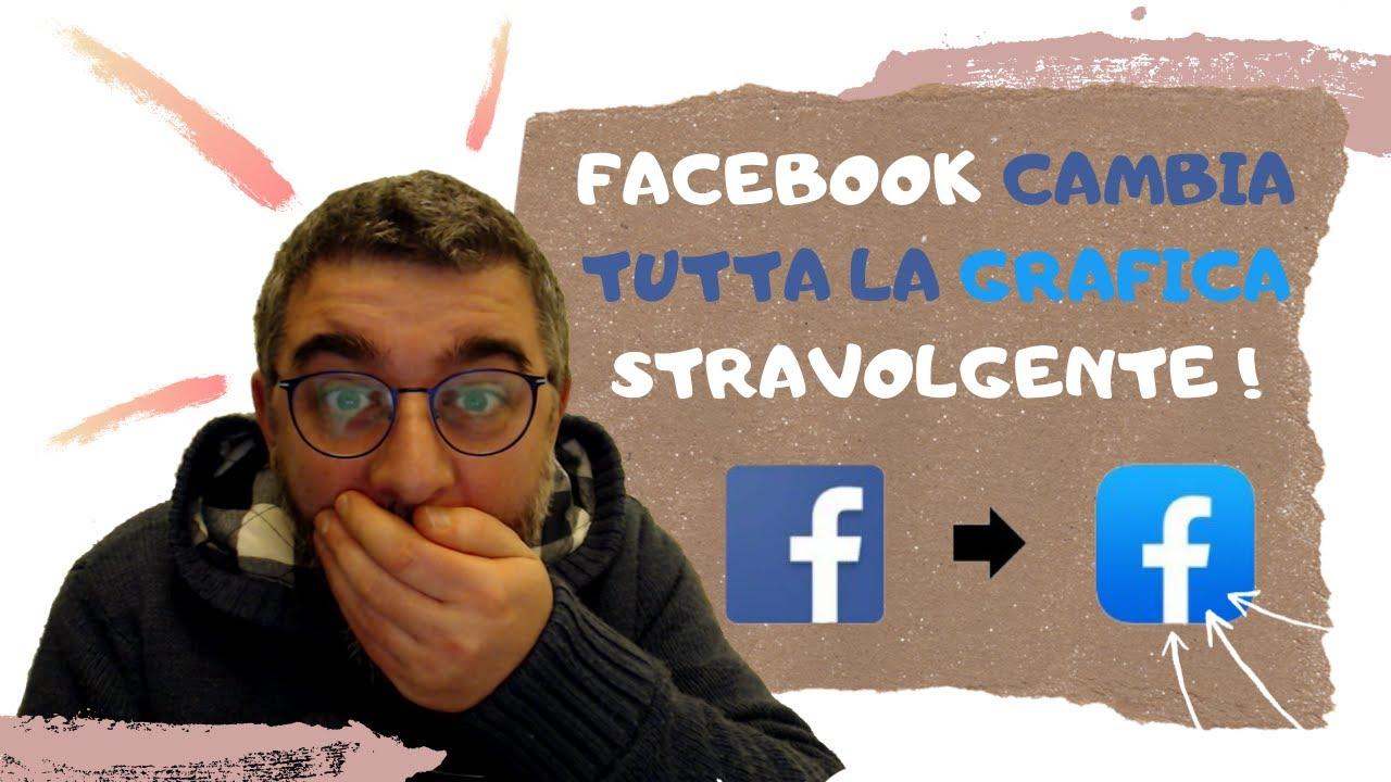 Nuova Grafica Facebook