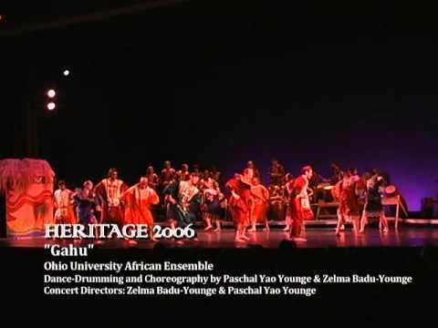 Gahu (OU African Ensemble 2006)