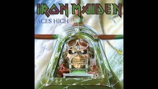Iron Maiden - Aces High / King Of Twilight